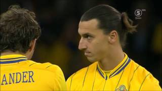 Download Video Zlatan Ibrahimovic | Germany 4-4 Sweden | 2014 FIFA World Cup Qualification Matchday 4 MP3 3GP MP4