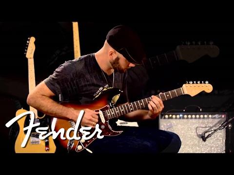 Fender Vintage Hot Rod '60s Stratocaster Demo | Fender