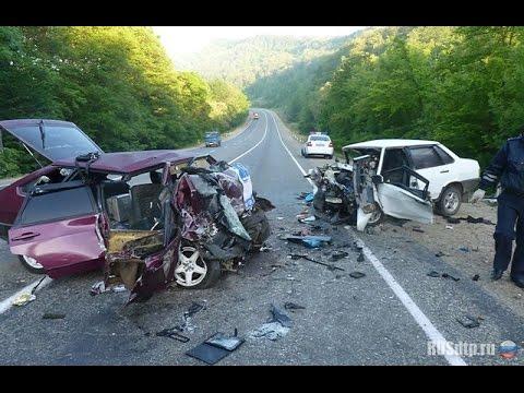 авария ситроена в январе 2014 года
