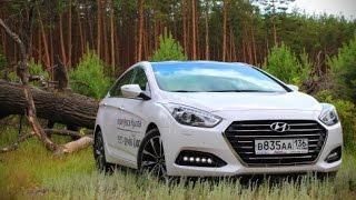 Новый Hyundai i40 2015. Недостатки остались Хендай ай 40