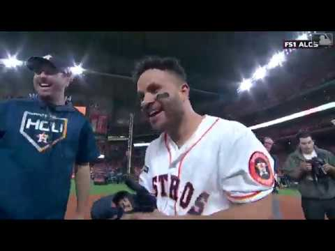 NYY @ HOU - Altuve Sends The Astros To The World Series! ᴴᴰ
