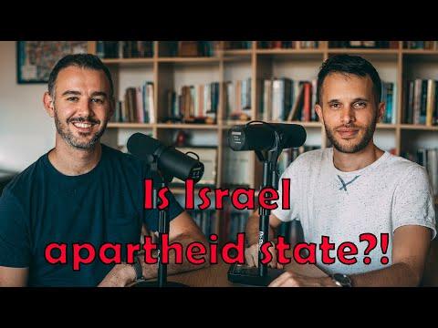 Download REACTION: 25% of US Jews think Israel is 'apartheid state'