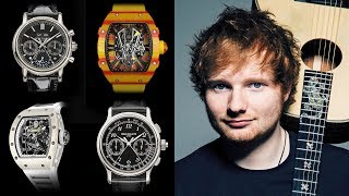 Ed Sheeran Watch Collection - Rated from 1 to 10!