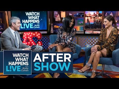 After Show: Will Ciara Collaborate with Nicki Minaj Again? | WWHL