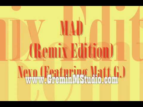 Ne-yo MAD (Remix Edition) (Featuring MG)