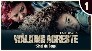 THE WALKING AGRESTE 3° TEMPORADA EPISÓDIO 1