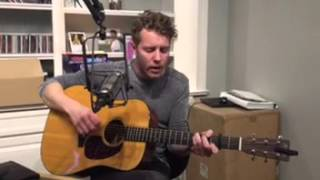 Anderson East in studio performance of Devil In Me