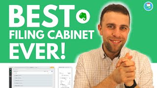 Best Filing Cabinet Ever! Evernote