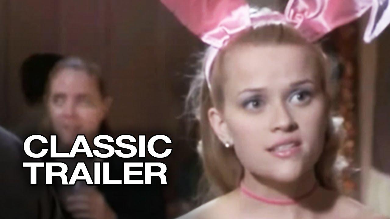 Blonde teen trailers