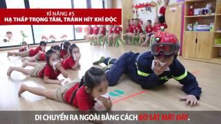 Kĩ năng thoát hiểm khi có cháy