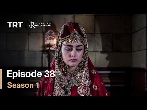 Resurrection Ertugrul Season 1 Episode 38