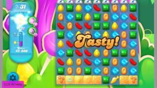 Candy Crush Soda Saga level 521 NO BOOSTERS