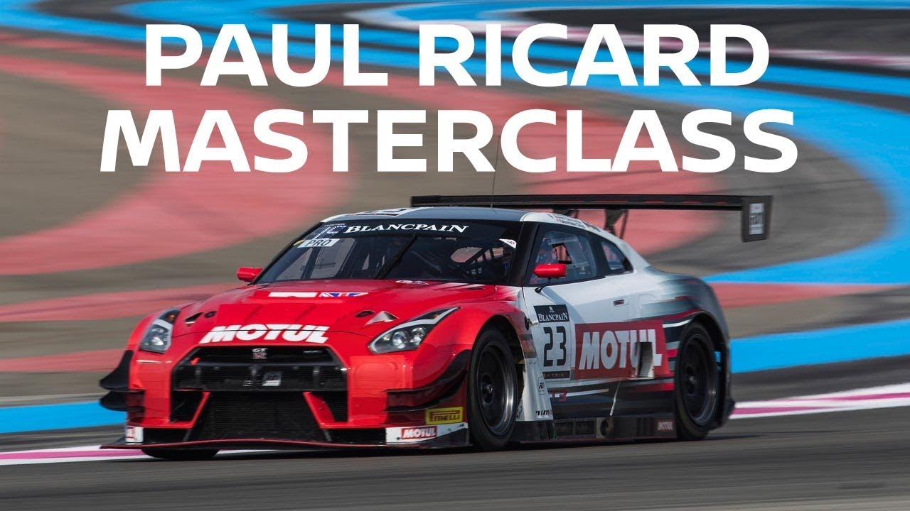 how to drive paul ricard like a boss le castellet master class youtube. Black Bedroom Furniture Sets. Home Design Ideas