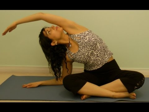 yoga to keep you slim  lexiyoga  youtube