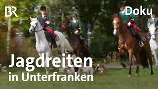 Frankenmeute für die Jagd: Sport mit Hund und Pferd | Zwischen Spessart und Karwendel | Doku | BR
