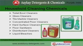Industrial and Household Cleaning Chemicals by Aaykay Detergents & Chemicals, Ludhiana
