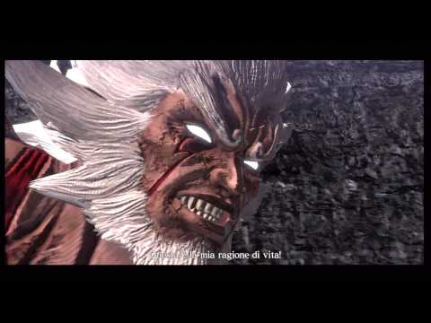 Asura's Wrath - The most epic battle ever