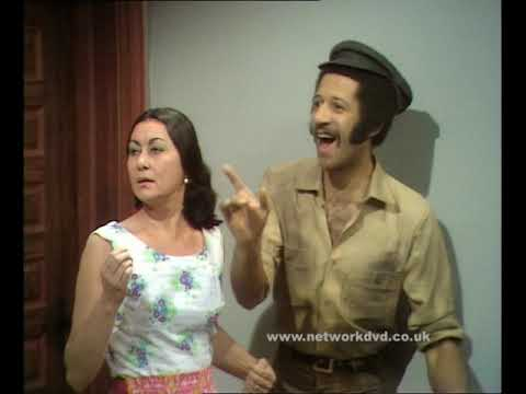 On The Buses sequel 'Don't Drink The Water' DVD starring Stephen Lewis and Pat Coombs