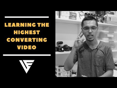 Learning The Highest Converting Video  | The VC Minute #14