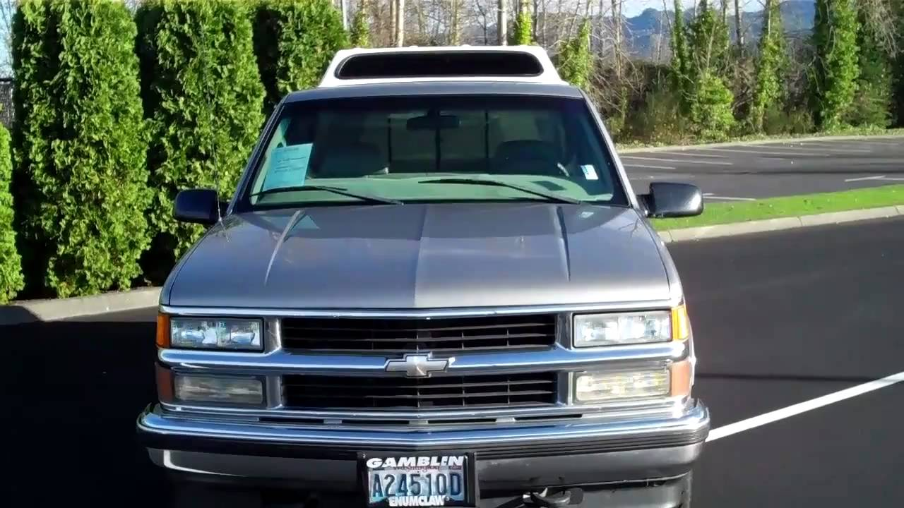 SOLD-1998 Chevrolet Silverado 1500 Regular Cab Pewter 4X Art ...