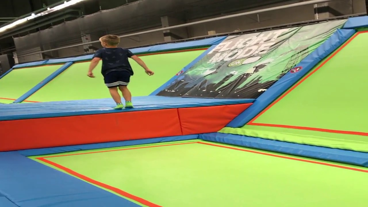 360 trampoline center luleå