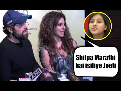 Bakhtiyaar Irani And Tanaaz SLAMS Shilpa Shinde Winning Bigg Boss 11