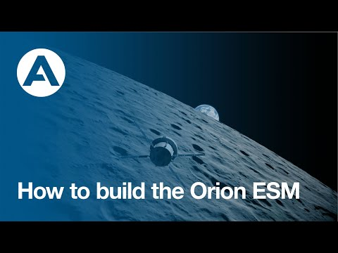 How to build the Orion ESM - Introduction