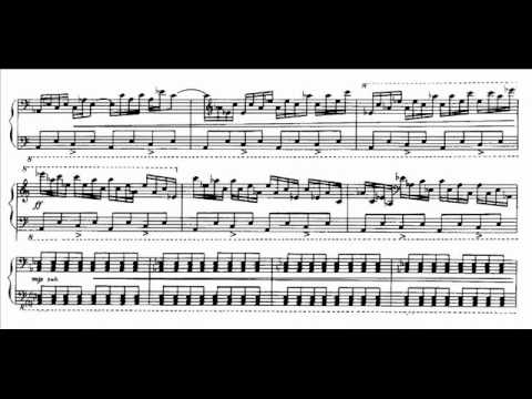 Hamelin plays Schnittke - Concerto for piano and strings Audio + Sheet music