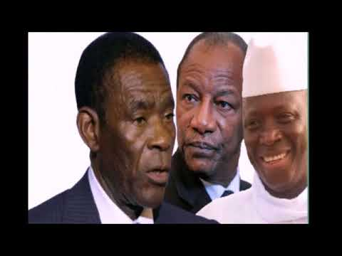 Jammeh Won't Be Extradited Says President Obiang Of Equatorial Guinea