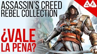 Assassin's Creed: The Rebel Collectión en Nintendo Switch | ¿Vale la pena?