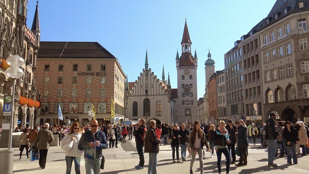 4K München - Munich - Germany