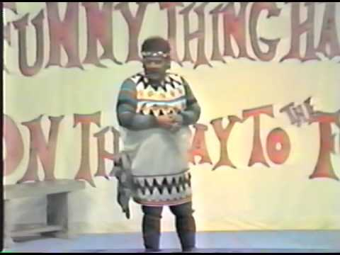 A Funny Thing Happened on the Way to the Forum   Erie Playhouse   1988