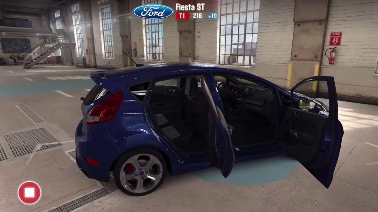 Csr2 2016 Ford Fiesta St Interior Youtube