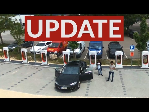 Tesla Liefert Überfälliges Supercharger Feature!
