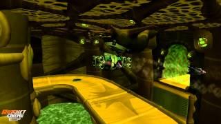 Ratchet & Clank 3 - Tiranoides, Torretas y mas tiranoides - Planeta Tiranilandia - Parte 10 HD