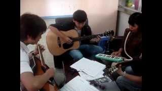 House of the rising sun (lớp học guitar văn hóa Thanh Niên Vũng Tàu)