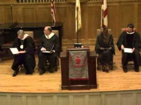 Huntingdon College MLK Jr. Convocation