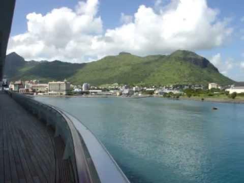 Port Louis Harbour - Mauritius  (Mascarene Islands)