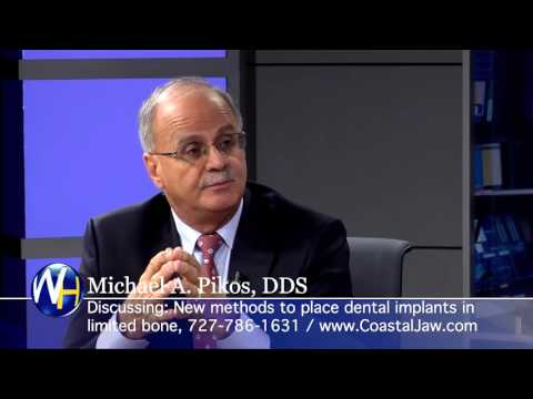 Limited Bone and Dental Implants with Tampa Oral Surgeon Michael Pikos, DDS