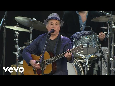 Paul Simon  50 Ways to Leave Your Lover from The Concert in Hyde Park