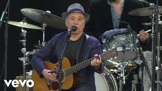 Скачать Paul Simon 50 Ways To Leave Your Lover From The Concert In Hyde Park