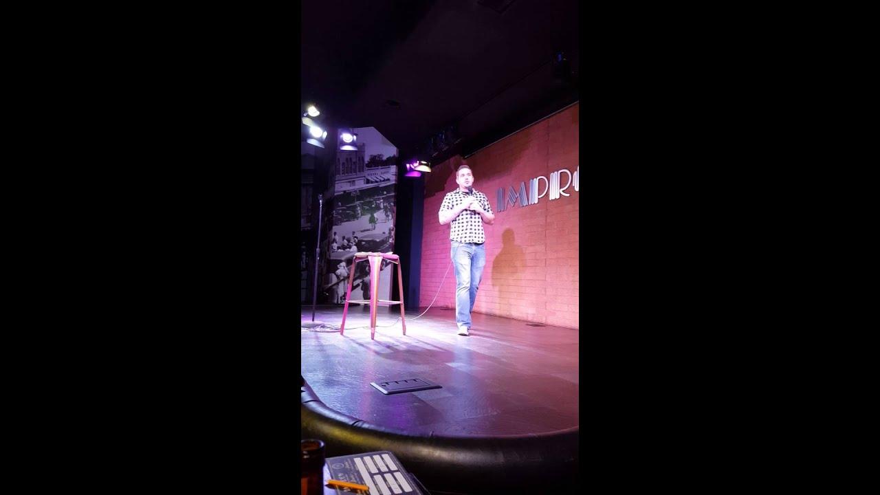 foto de Preforming at the Tempe Improv 2/3/2016 YouTube