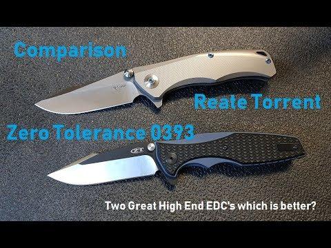 Comparison ZT 0393 vs Reate Torrent - Видео онлайн