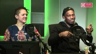 Polnisch-Nigerianischen Ehepaar musikalische duo M'Ndavi