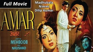 Amar (1954) Full Movie | Classic Hindi Films by MOVIES HERITAGE