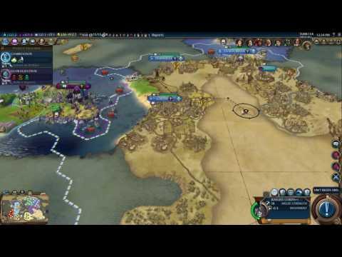 Civilization VI: Australia, Deity, Cultural Victory #09