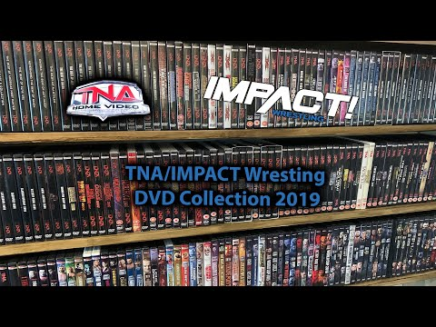 TNA/iMPACT Wrestling DVD Collection 2019