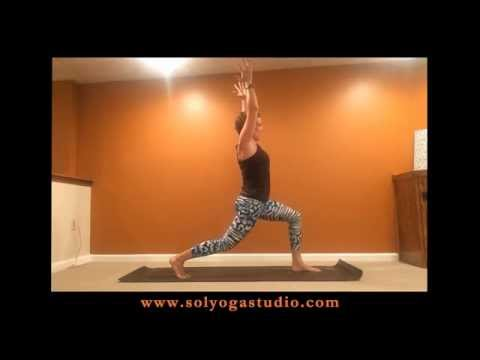 Power Yoga @ Conshohocken, PA Sol Yoga Studio - Sun Salutations