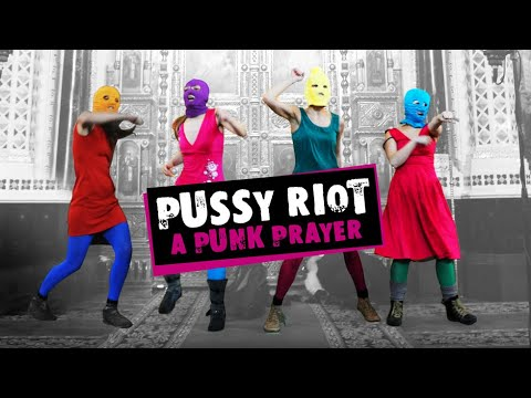 Trailer do filme Pussy Riot - A Punk Prayer