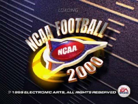 EXTENDED LONG-PLAY: NCAA Football 2000 Week 1